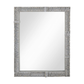 Dřevěné zrcadlo