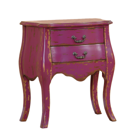 Noční stolek Magenta