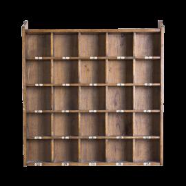 Organizér kostky
