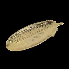 Miska Pírko - zlatá