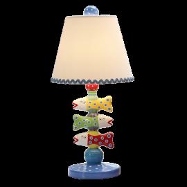 Stolní lampa Lynn Fish