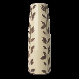 Váza Cream listy