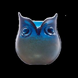 Váza Modrá sova