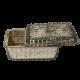 skleněný box antique