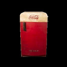 Designová skříňka Coke