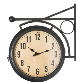 Nástěnné hodiny zastávkové
