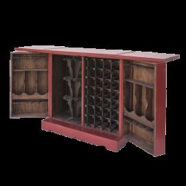 Skříň na víno Adila