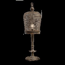 Stojací lampa Ptačí Klec