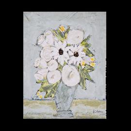 Obraz Kellie Grey Floral
