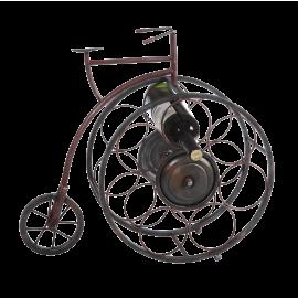 Stojan na víno Bicykl