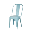 Židle Shanti modrá