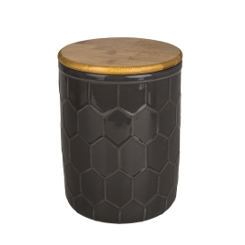 Dóza Včelí plástev - velká šedá