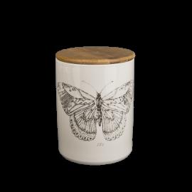 Dózá s víkem Motýl