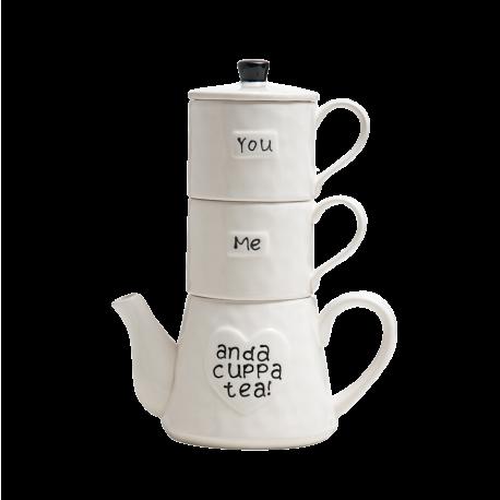 """Set na čaj """"You, me & tea"""""""