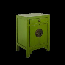 Skříňka Kenneth zelená