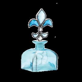Dekorativní lahev Ankita modrá