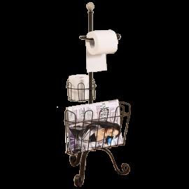 Stojan na časopisy a toaletní papír