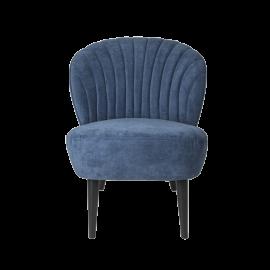 Křeslo Bardolino - modrá 80