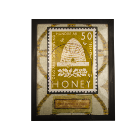Obraz Včelí med