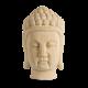 Buddha socha - hlava