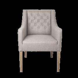 Židle Alberto - béžová 26