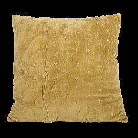 Polštář Butter - žlutý