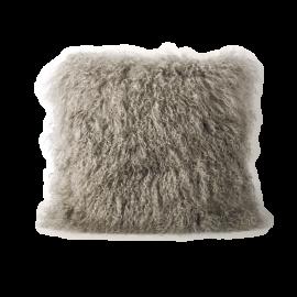 Polštář Mongolia - šedý