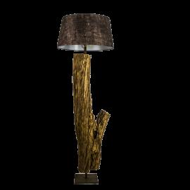 Lampa stojací Wooden