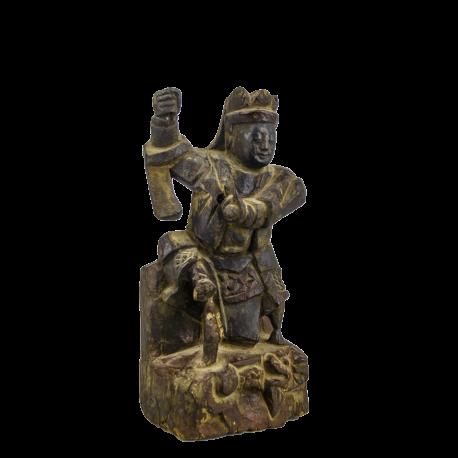Tibetská soška
