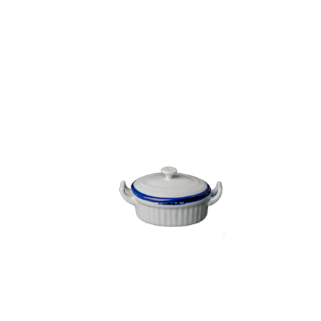 Miska zapékací s pokličkou malá