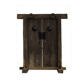 Dveře starožitné Maarika