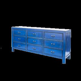 Komoda Calixto modrá