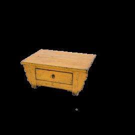 Konferenční stolek Agathon červený