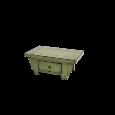 Konferenční stolek Agathon zelený
