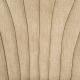 Křeslo Bardolino - béžová detail