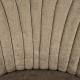 Křeslo Bardolino - hnědobéžová detail