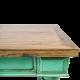 Sinocurio Jídelní stůl Achaikos BU2-141 detail