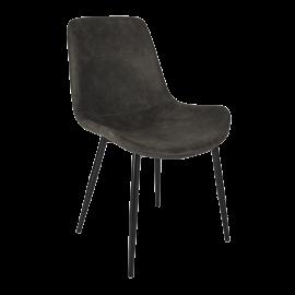 Židle Biaggi tm.šedá