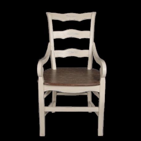 Židle s područkami Provence