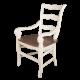 Židle s područkami Provence I