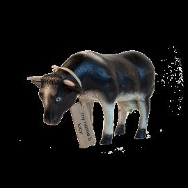 Dekorace/ soška Kráva III.