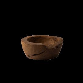 Miska z kořene