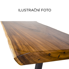 Jídelní stůl ze dřeva Suar