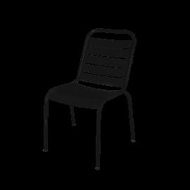 Kovová židle Nayana Black