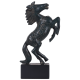 Bronzová soška Kůň