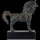 Bronzová soška Bájný kůň