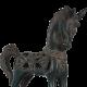 Bronzová soška Bájný kůň II