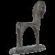 Bronzová soška Trojský kůň I