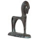 Bronzová soška Trojský kůň II