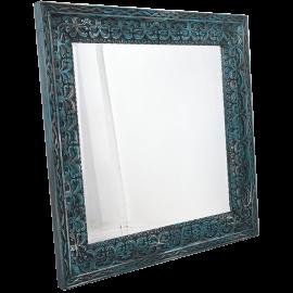 Zrcadlo s fazetou ve zdobném rámu II